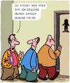 Cartoon: Online (small) by Karsten tagged computer,technik,business,online,shopping,ecommerce,wirtschaft,verdauung,gesellschaft