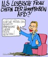 Cartoon: Positiv!! (small) by Karsten tagged afd,politik,homophobie,homosexualität,rechtsextremismus,populismus,alice,weidel,gesellschaft,deutschland,wahlen,opportunismus,demokratie