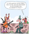 Cartoon: Psychopathes! (small) by Karsten Schley tagged police,crime,criminels,armes,flics,etat,de,droit,lois,justice,violence,policiere,societe,politique