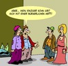 Cartoon: Standesunterschied (small) by Karsten tagged liebe,heiraten,eltern,kinder,beziehungen,gesellschaft,standesunterschied,sozial,armut,obdachlosigkeit,geld,wirtschaft,einkommen