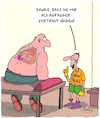 Cartoon: Tattoos (small) by Karsten tagged tattoos,mode,profis,kunst,anfänger,business