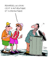 Cartoon: Un Local! (small) by Karsten tagged pauvrete,faim,tourisme,ignorance,egoisme,empathie,politique