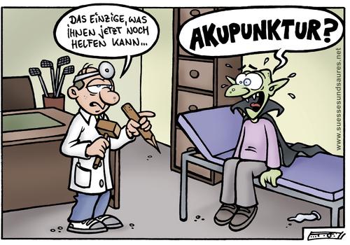 """Résultat de recherche d'images pour """"akupunktur comic"""""""