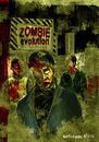Cartoon: zombie evolution (small) by kahramankilic tagged photoshop illustration zombie drawing