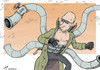 Cartoon: Dr. Octoputin (small) by rodrigo tagged russia ukraine president vladimir putin gas pipeline crimea