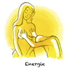Cartoon: Energie (small) by Yavou tagged woman,girl,man,nude,naked,cartoon,sex,energie,energy