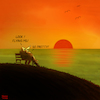 Cartoon: Sunset (small) by Yavou tagged sunset,cartoon,shore,dusk,shoreline,ocean,sea,romantic,couple,bench,yavou,seagulls,gulls