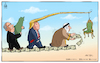 Cartoon: Deal of the century (small) by Mikail Ciftci tagged deal,century,mikail,cartoon,palestine
