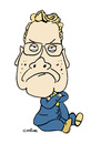 Cartoon: Westerwelle Schmoller (small) by Kringe tagged guido,westerwelle