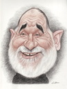 Cartoon: Djordje Balasevic (small) by Gero tagged caricature