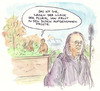 Cartoon: Multifrust (small) by Bernd Zeller tagged frustration,früste,sprache,duden