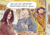 Cartoon: Skandalbuch (small) by Bernd Zeller tagged literatur,skandalbuch,buch,bücher,ebook
