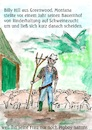 Cartoon: Billy Hill (small) by Stefan von Emmerich tagged cowboy,schweine,rinder,frauen