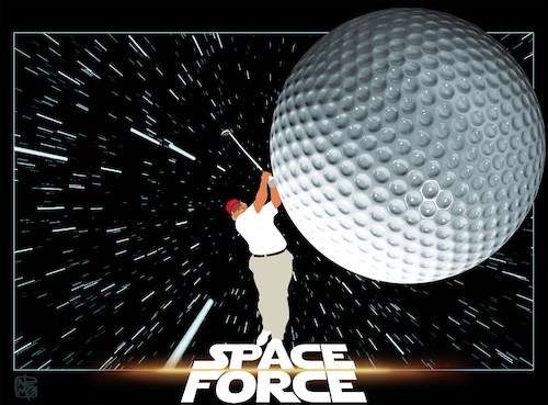 Launching Space Force
