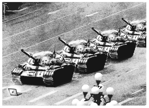 Tiananmen 30 Years Later