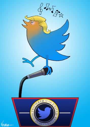 Twitter of the United States