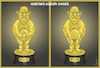 Cartoon: Weinstein Awards (small) by NEM0 tagged harvey,weinstein,producer,sex,scandal,rape,rapist,accusations,metoo,miramax,showbusiness,movie,awards,oscars,cinema,hollywood,culture,sexual,abuse,harassment,casting,couch,nem0,nemo