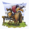 Cartoon: horse riding (small) by HSB-Cartoon tagged horse,riding,rider,saddlestirrup,horseshoe,bridle,showjumping,dressage,pferd,reiter,zaumzeug,sattel,springreiten,dressurreiten,airbrushcartoon,airbrush