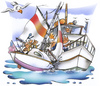 Cartoon: landlubbers on the sea (small) by HSB-Cartoon tagged sea,water,ocean,sail,sailing,sailboat,boat,yacht,charter,ship,sailor,seaman,seagul,navigation,wasser,meer,ozean,segeln,segelboot,segelschiff,segler,segelschule,möwe,charterboot,cartoon,cartoonist,karikatur,karikaturist,karikaturzeichner,cartoonzeichner