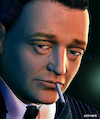 Cartoon: Peter Lorre (small) by Cartoonfix tagged peter,lorre