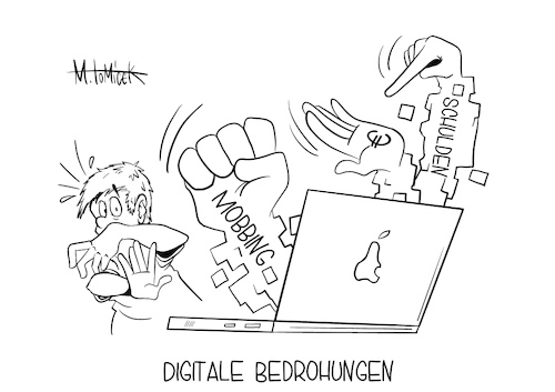 Digitale Bedrohungen