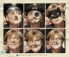 Cartoon: The 6 faces of Angela Merkel (small) by takis vorini tagged vorini