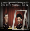 Cartoon: De Niro - Al Pacino (small) by carparelli tagged caricature