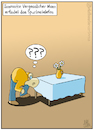 Cartoon: Spurlos Telefon (small) by Olaf Biester tagged innovation,handy,erfindung