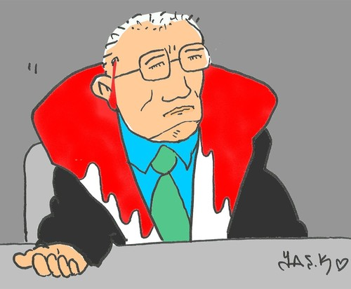 Cartoon: Mehmet Selim (medium) by yasar kemal turan tagged mehmet,selim