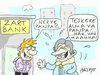 Cartoon: absurd (small) by yasar kemal turan tagged absurd