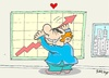 Cartoon: another love (small) by yasar kemal turan tagged another,love,economy,indicator,rich
