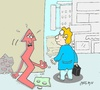 Cartoon: bankruptcy (small) by yasar kemal turan tagged crisis,economy,rich,bankruptcy