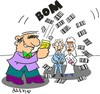 Cartoon: barcode (small) by yasar kemal turan tagged barcode