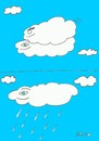Cartoon: birth (small) by yasar kemal turan tagged birth,cloud,women,male,sex,love
