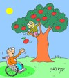Cartoon: December 3rd World Disabled Day (small) by yasar kemal turan tagged december,3rd,world,disabled,day