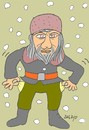 Cartoon: Gerard Rasputin (small) by yasar kemal turan tagged gerard,rasputin