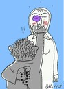 Cartoon: gift ! (small) by yasar kemal turan tagged gift