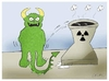 Cartoon: nuclear cooling (small) by yasar kemal turan tagged nuclear,cooling,japan