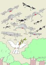 Cartoon: political follow-up (small) by yasar kemal turan tagged political,follow,up