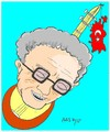 Cartoon: Ruhi Su (small) by yasar kemal turan tagged ruhi,su