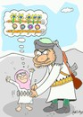 Cartoon: Sohana Cavaid -Afghan children (small) by yasar kemal turan tagged terror,sohana,cavaid,afghanistan,children
