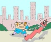 Cartoon: wild (small) by yasar kemal turan tagged wild,economy,rich,indicator,capital