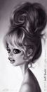 Cartoon: Brigitte Bardot (small) by Jeff Stahl tagged brigitte,bardot,caricature,stahl,illustration