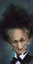 Cartoon: Sean Penn (small) by Jeff Stahl tagged sean penn actor hollywood man oscar caricatures caricature jeff stahl illustration digital painting