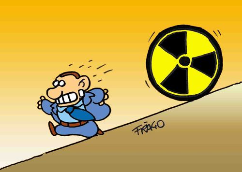 escape from nuclear