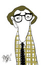 Cartoon: Woody (small) by Ramses tagged personal,caricature