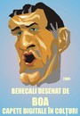 Cartoon: Gigi Becali (small) by boa tagged boa,caricature,cartoon,artboa,funy,nice,happy,romania,animation,humor,politic