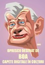 Cartoon: Sorin Oprescu (small) by boa tagged cartoon,boa,caricature,artboa,funny,humor,comic,romania
