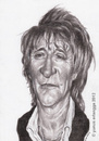 Cartoon: HBD Rod! (small) by Joen Yunus tagged pencil rockstar rod