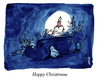 Cartoon: Christmess 2016 (small) by helmutk tagged christmas